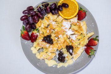 Kaiserschmarren – austriacki omlet cesarski