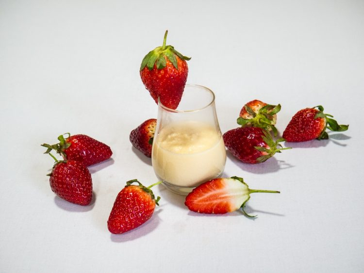 crème anglaise – sos waniliowy