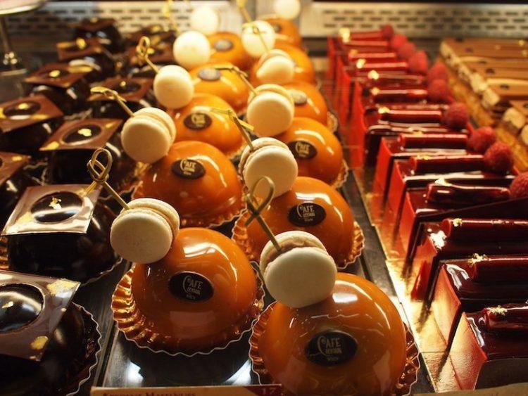 Wiedeń kawiarnie – Cafe Central – blog kulinarny Smakowite Historie