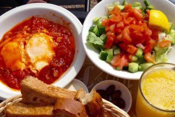 szakszuka blog kulinarny smakowite historie Magdalena Pinkwart