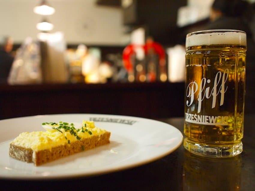 Trześniewski w Wiedniu to synonim smacznej przekąski. Smakowite Historie blog kulinarny