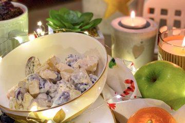 Sałatka Waldorf smakowite historie blog kulinarny Magdalena Pinkwart