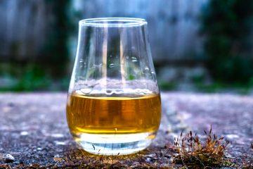 Whisky Lagavulin. Smakowite historie blog kulinarny