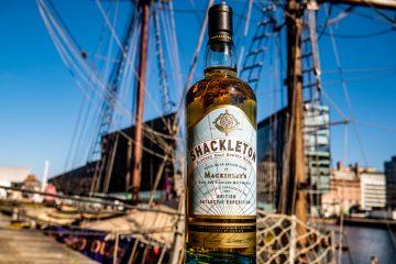 Whisky podróżników Shackleton