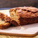 wegańskie ciasto bananowe – szybki przepis